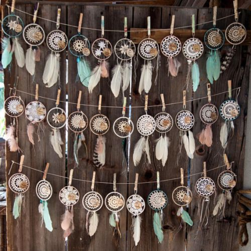 Dream Catchers & Wall Hangings