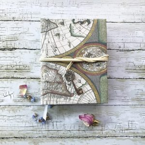 Journals and Travel Maps