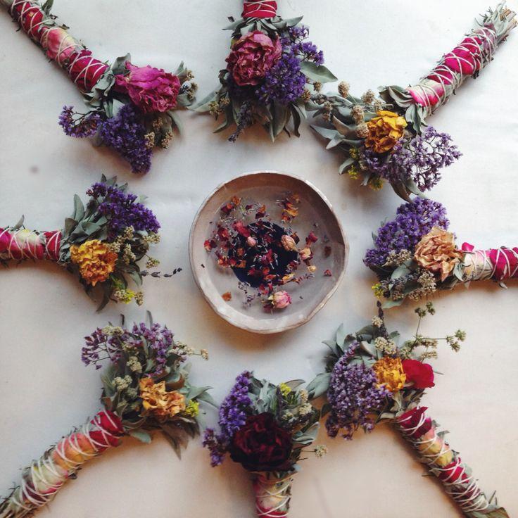 Incense, Resins & Herbs